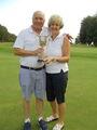 Simon & Sue Inter-Club Handicap Champions